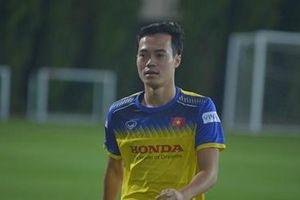 Văn Toàn Tự tin trước trận đấu với Thái Lan