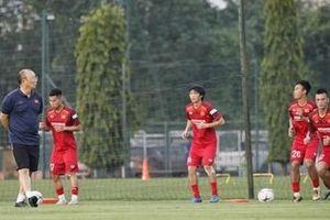 HLV Park Hang-seo 'điểm huyệt' ĐT Thái Lan