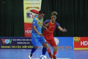 Futsal HDBank VĐQG 2019: Sanvinest Sanatech Khánh Hòa chiếm ngôi nhì