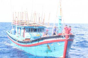 Bão số 4 quần thảo Biển Đông, hàng ngàn ngư dân còn ở ngoài khơi