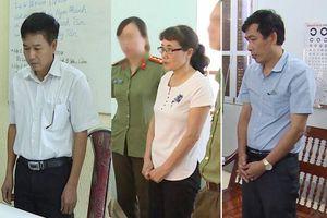 Sắp xét xử hàng loạt cán bộ liên quan gian lận thi cử ở Sơn La