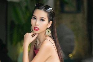 Đang hạnh phúc bên chồng Tây, Hà Anh vẫn mơ và nhắn tin cho tình cũ