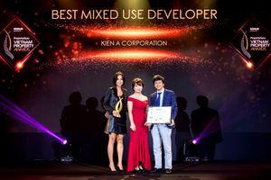 Kiến Á được vinh danh là Nhà phát triển bất động sản tốt nhất Việt Nam