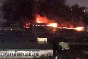 Công ty Bóng đèn Phích nước Rạng Đông ước tính thiệt hại 150 tỷ đồng sau khi bị 'bà hỏa' tấn công