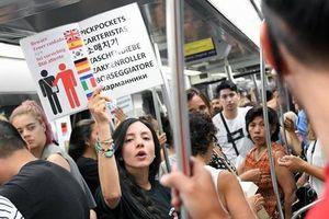 Tội phạm đường phố gia tăng tại thiên đường du lịch Barcelona