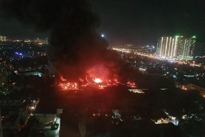 UBND phường Hạ Đình thu hồi văn bản khuyến cáo sau vụ cháy Công ty Rạng Đông