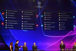 Bốc thăm Champions League: Barca gặp khó, đại chiến Real - PSG