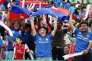 HLV Honda quyết gây bất ngờ cùng tuyển Campuchia