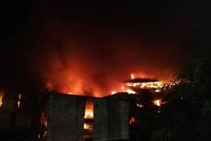 Vụ cháy nhà máy Rạng Đông: Các chỉ số đều trong ngưỡng an toàn
