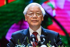 Tổng bí thư nghẹn ngào khi nhắc lại Di chúc Chủ tịch Hồ Chí Minh