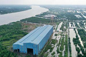Phá sản dự án đóng tàu nghìn tỷ ở Cà Mau