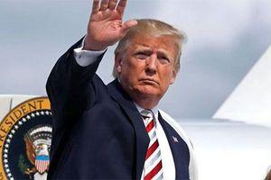 Ông Trump hủy thăm Ba Lan, tập trung ứng phó bão Dorian