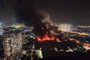 Sau vụ cháy tại Công ty Rạng Đông: Thủy ngân, chì đều trong ngưỡng an toàn