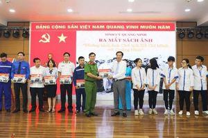 Ra mắt cuốn sách ảnh Chủ tịch Hồ Chí Minh với Quảng Ninh