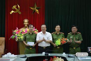 Bắt nhóm đối tượng từ Quảng Trị vào Đà Nẵng chơi ma túy