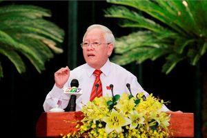 Nguyên Chủ tịch UBND TP.HCM Lê Hoàng Quân lên tiếng sau khi bị kiến nghị xử lý nghiêm