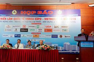 Hơn 100 doanh nghiệp nước ngoài tham gia triển lãm Vietbuild Hà Nội 2019 lần 2