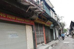 Vu cháy Công ty Rạng Đông: Nhiều nhà di tản con nhỏ, người già đi nơi khác