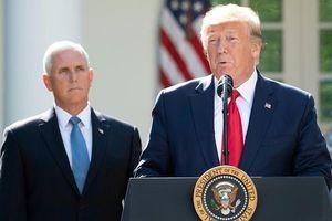 Tổng thống Mỹ hủy thăm Ba Lan để chỉ đạo ứng phó với bão Dorian