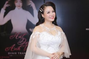 Đinh Trang kể ấn tượng hát 'Bài ca hy vọng' ở ruộng bậc thang Mù Căng Chải