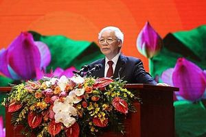 Tổng Bí thư, Chủ tịch nước Nguyễn Phú Trọng: Toàn Đảng, toàn dân nguyện kế tục sự nghiệp vĩ đại của Chủ tịch Hồ Chí Minh