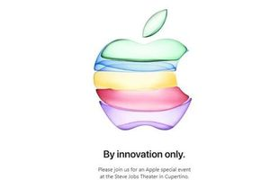 Apple chính thức ấn định ngày phát hành các mẫu iPhone 11 mới