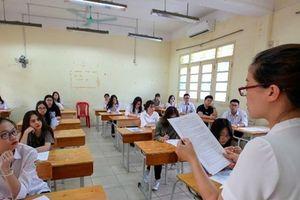 Gian lận thi cử: Bộ Giáo dục xem xét kỷ luật nhiều lãnh đạo
