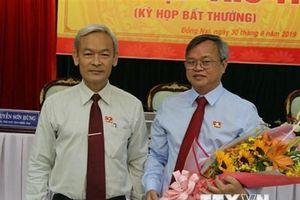 Ông Cao Tiến Dũng được bầu giữ chức Phó Bí thư Tỉnh ủy Đồng Nai