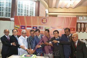 Lễ kỷ niệm 52 năm ngày thành lập ASEAN tại Ai Cập