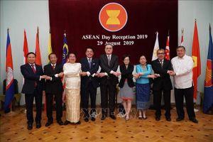 Nga ưu tiên phát triển hợp tác với ASEAN