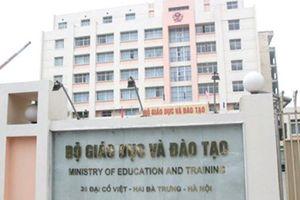 Bộ GD-ĐT bất ngờ quyết định xem xét kỷ luật hàng loạt cục trưởng, vụ trưởng