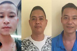 Khởi tố, bắt tạm giam 3 đối tượng hành hung CSGT