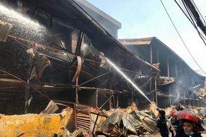 Rạng Đông cam kết sẽ xử lý môi trường sau cháy