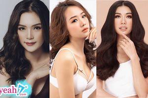 Lộ diện những thí sinh nặng ký là Á hậu, từng đi thi hoa hậu trước thềm sơ khảo miền Nam 'Hoa hậu hoàn vũ Việt Nam 2019'