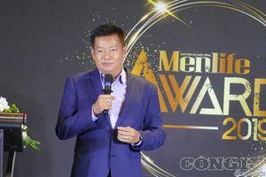 Khởi động chương trình Men&Life Awards 2019