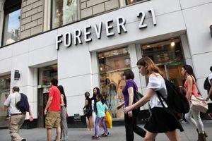 Hãng thời trang Forever 21 có thể phải phá sản