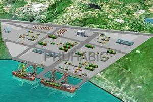 8 năm chậm triển khai, dự án cảng tổng hợp Mỹ Xuân hơn 11.000 tỷ đồng bị 'khai tử'