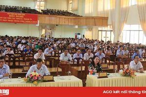 Hội nghị trực tuyến báo cáo viên Trung ương tháng 9