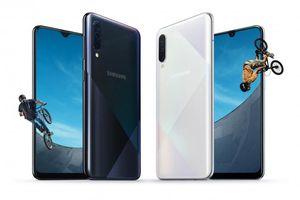 Samsung Galaxy A50s và A30s: Bộ đôi smartphone đột phá bí ẩn