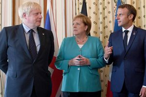 Anh, Đức, Pháp cùng bày tỏ lo ngại về căng thẳng ở Biển Đông