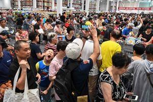 Tranh cướp mua hàng Mỹ tại Trung Quốc bất chấp thương chiến