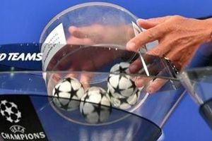 Bốc thăm chia bảng Champions League: Barca gặp khó, ManCity dễ thở
