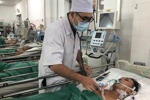15 phút cứu sống bệnh nhân xuất huyết tiêu hóa nguy kịch