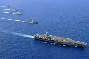Anh-Đức-Pháp ra Tuyên bố chung bày tỏ lo ngại về tình hình Biển Đông