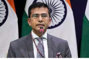 Ấn Độ kêu gọi không đe dọa hay sử dụng vũ lực trên Biển Đông