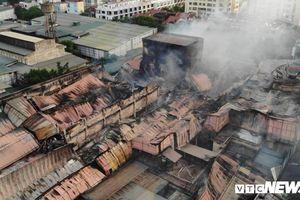 Hoạt động sản xuất đầu tiên của Rạng Đông sau hỏa hoạn