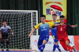 Giải Futsal HDBank VĐQG 2019: Thắng đậm Cao Bằng, Sahako trở lại ngôi đầu