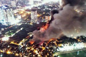 Hà Nội: Cần bảo đảm VSATTP sau vụ cháy Công ty Rạng Đông
