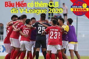 Đội bóng cũ của bầu Hiển giành quyền đá V-League mùa sau