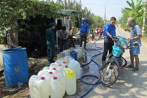 Gần 400 nghìn người dân ở Long An khát nước sạch